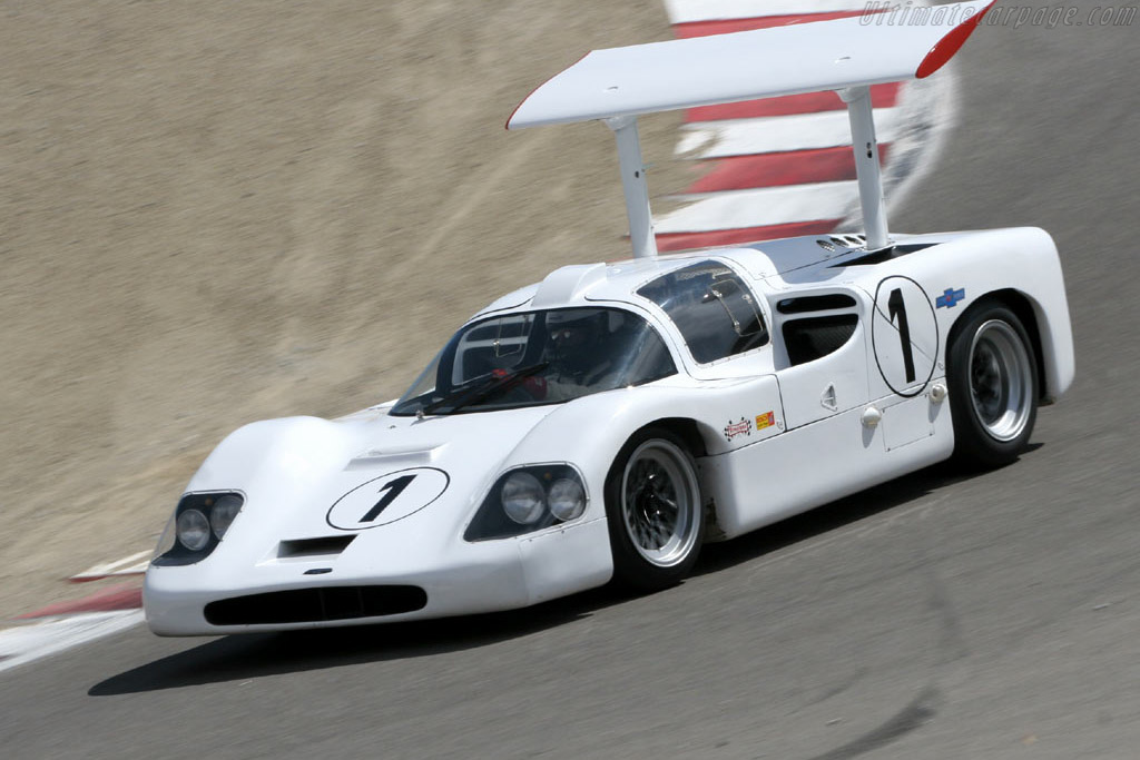 Chaparral 2F - Chassis: 2F002   - 2005 Monterey Historic Automobile Races
