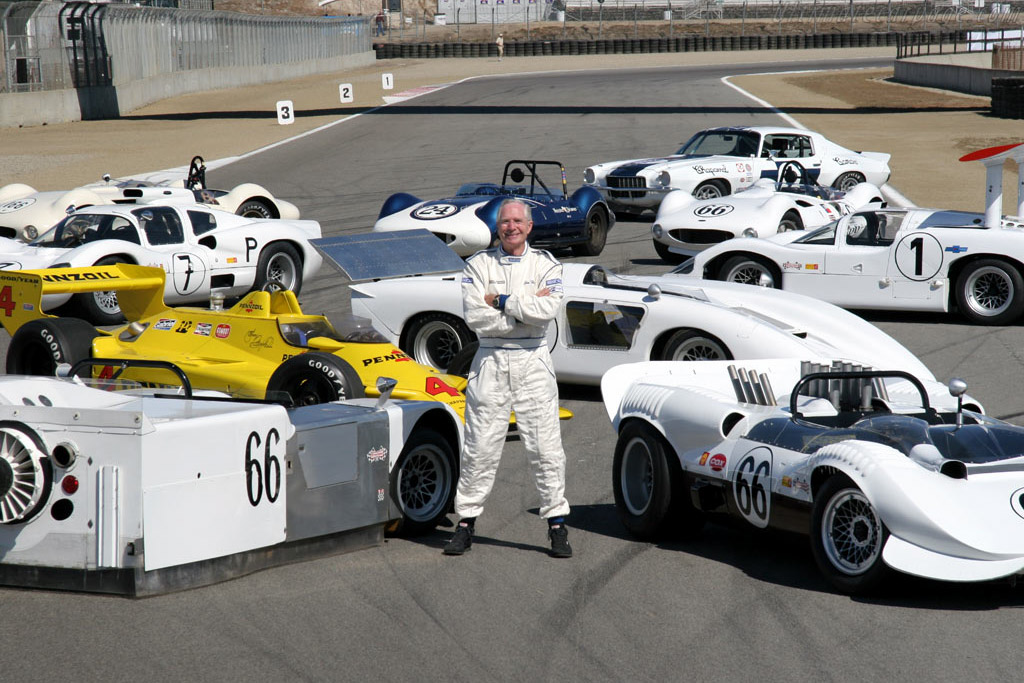Chaparral: The man and his machines    - 2005 Monterey Historic Automobile Races