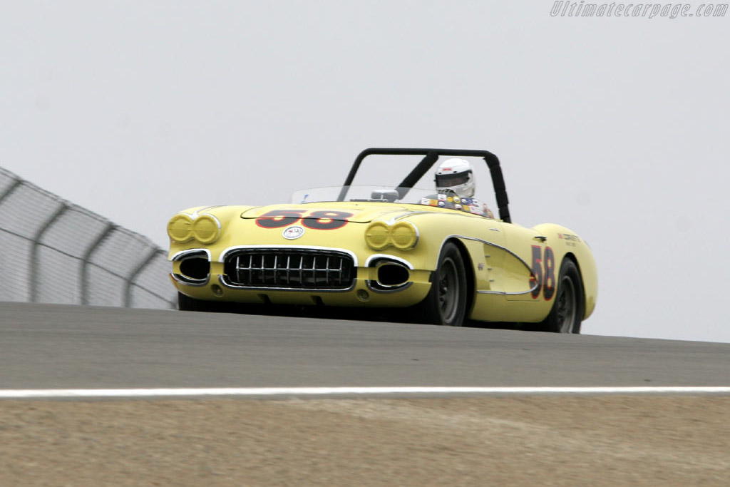 Chevrolet Corvette    - 2005 Monterey Historic Automobile Races