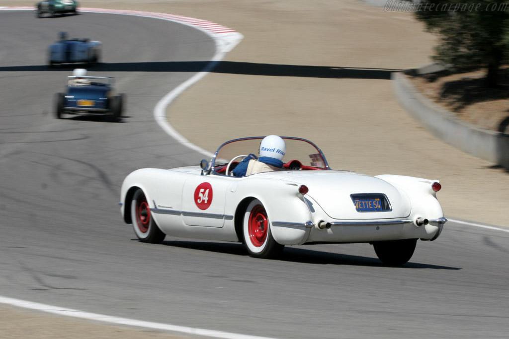 Chevrolet Corvette    - 2005 Monterey Historic Automobile Races