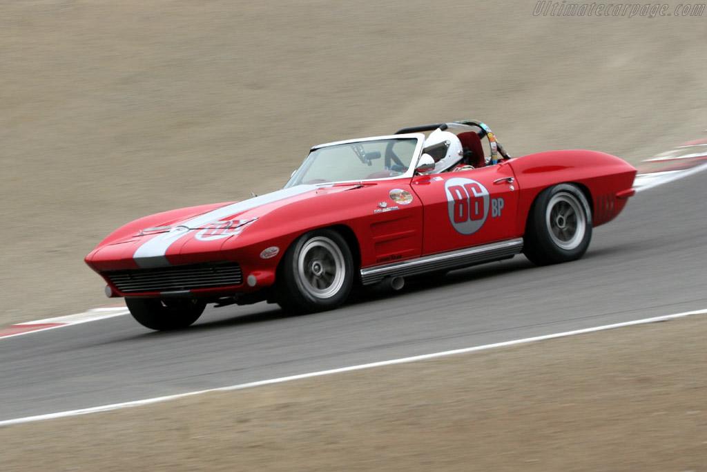 Chevrolet Corvette Roadster    - 2005 Monterey Historic Automobile Races