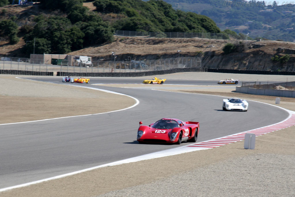 Chevron B16    - 2005 Monterey Historic Automobile Races
