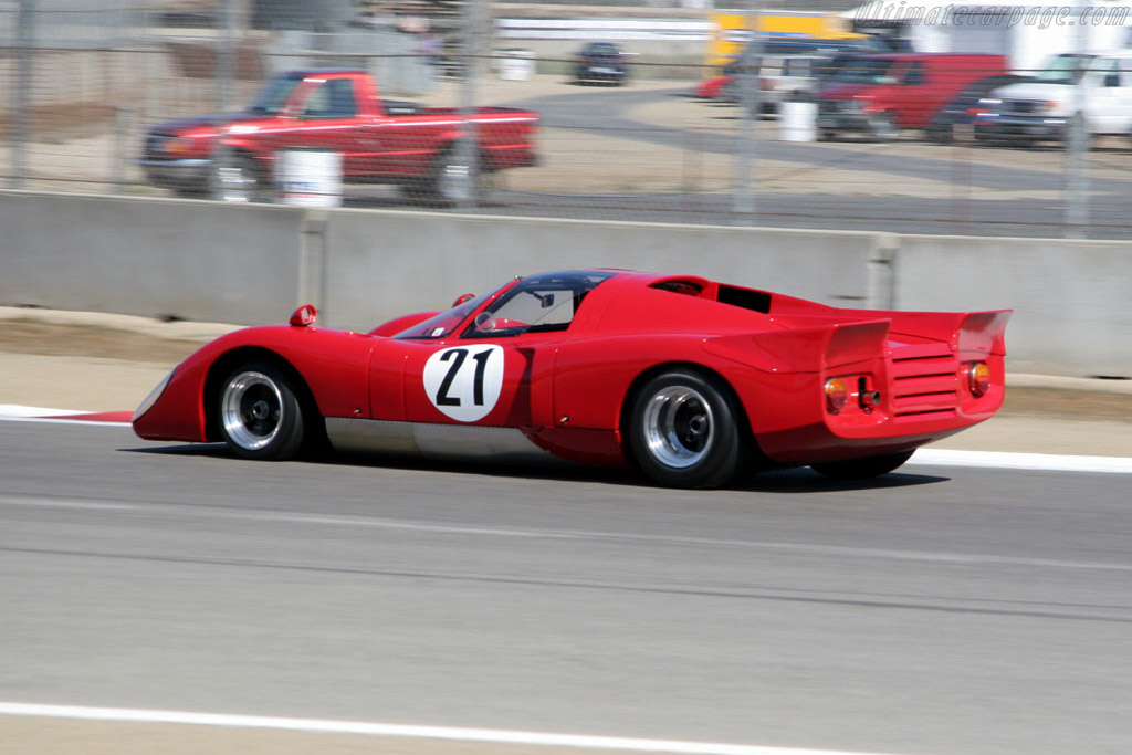 Chevron B16 - Chassis: CH-DBE-28   - 2005 Monterey Historic Automobile Races