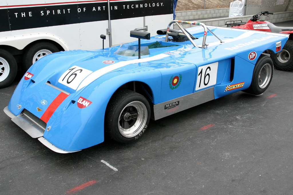 Chevron B19 - Chassis: B19-71-21   - 2005 Monterey Historic Automobile Races