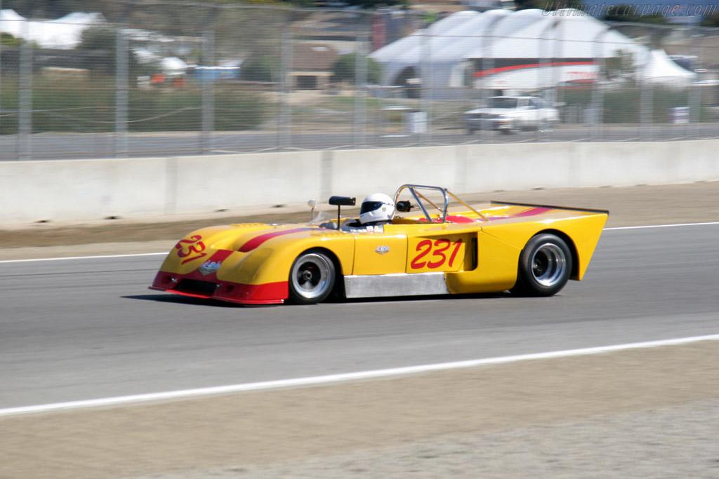Chevron B23    - 2005 Monterey Historic Automobile Races
