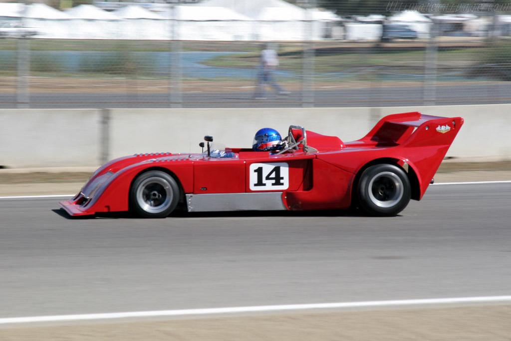 Chevron B31 - Chassis: B31-75-01   - 2005 Monterey Historic Automobile Races