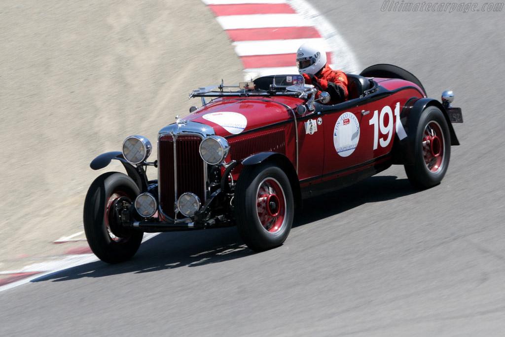 Chrysler CD8 LM    - 2005 Monterey Historic Automobile Races
