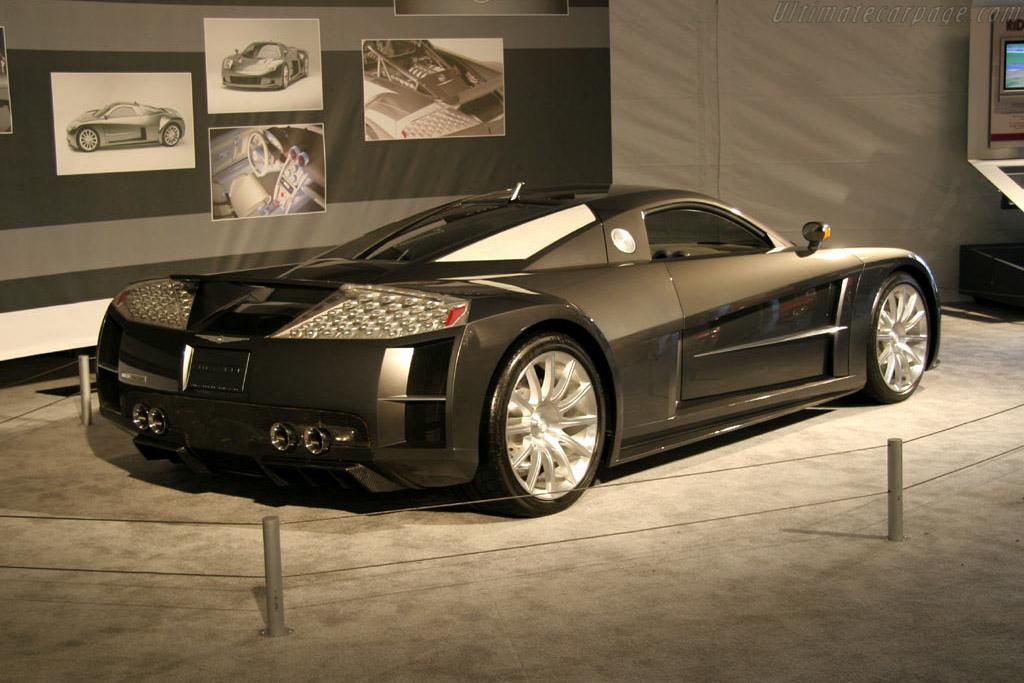 Chrysler ME4-12 Concept    - 2005 Monterey Historic Automobile Races