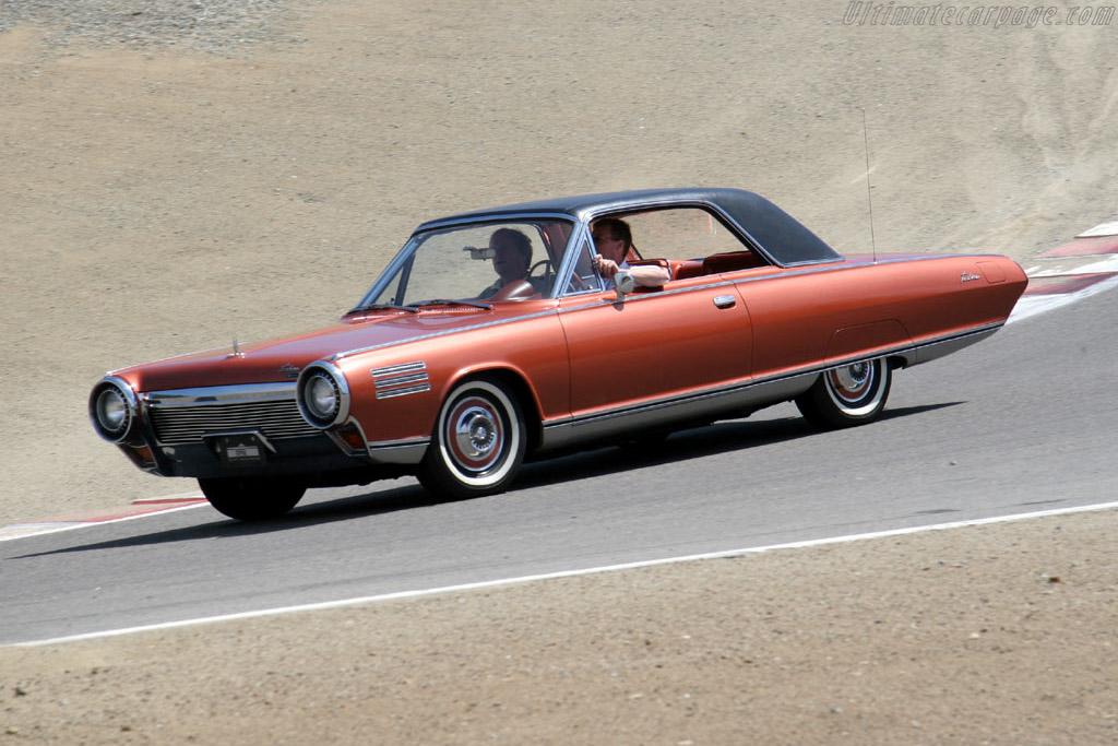 Chrysler Turbine    - 2005 Monterey Historic Automobile Races