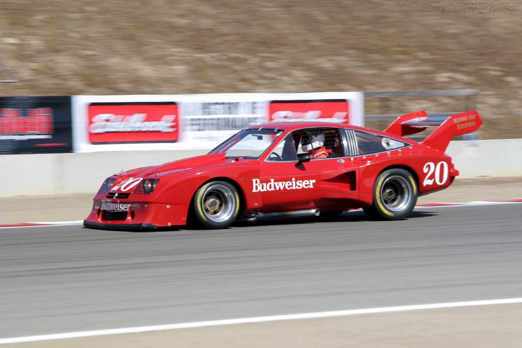 Dekon Monza    - 2005 Monterey Historic Automobile Races