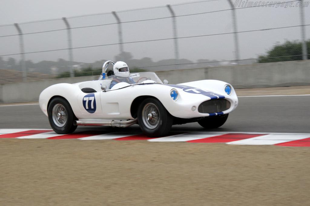 Devin Special    - 2005 Monterey Historic Automobile Races