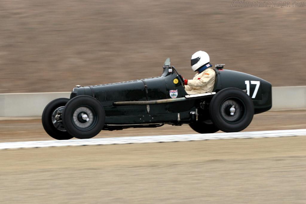 ERA R2A - Chassis: R2A   - 2005 Monterey Historic Automobile Races