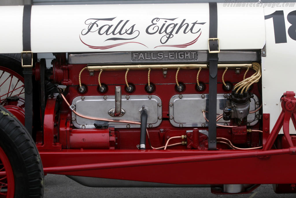 Falls Eight    - 2005 Monterey Historic Automobile Races