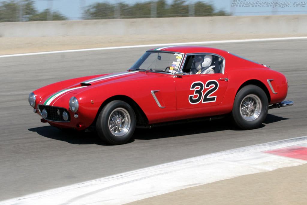 Ferrari 250 GT SWB Competizione - Chassis: 2095GT   - 2005 Monterey Historic Automobile Races
