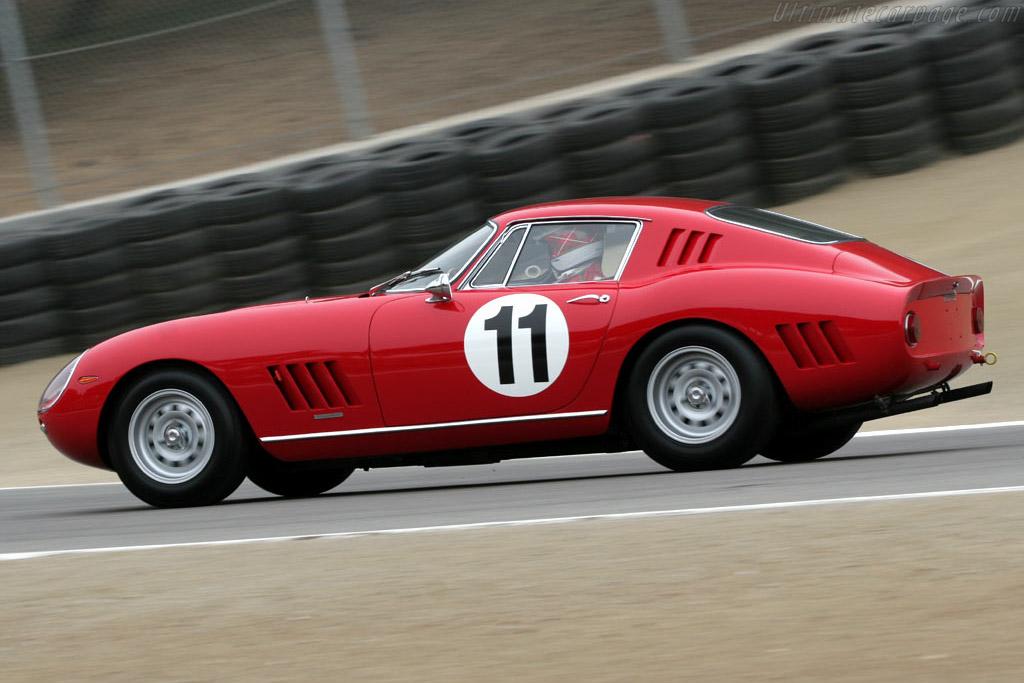 Ferrari 275 GTB Competizione - Chassis: 07641 - Driver: Steven Read  - 2005 Monterey Historic Automobile Races