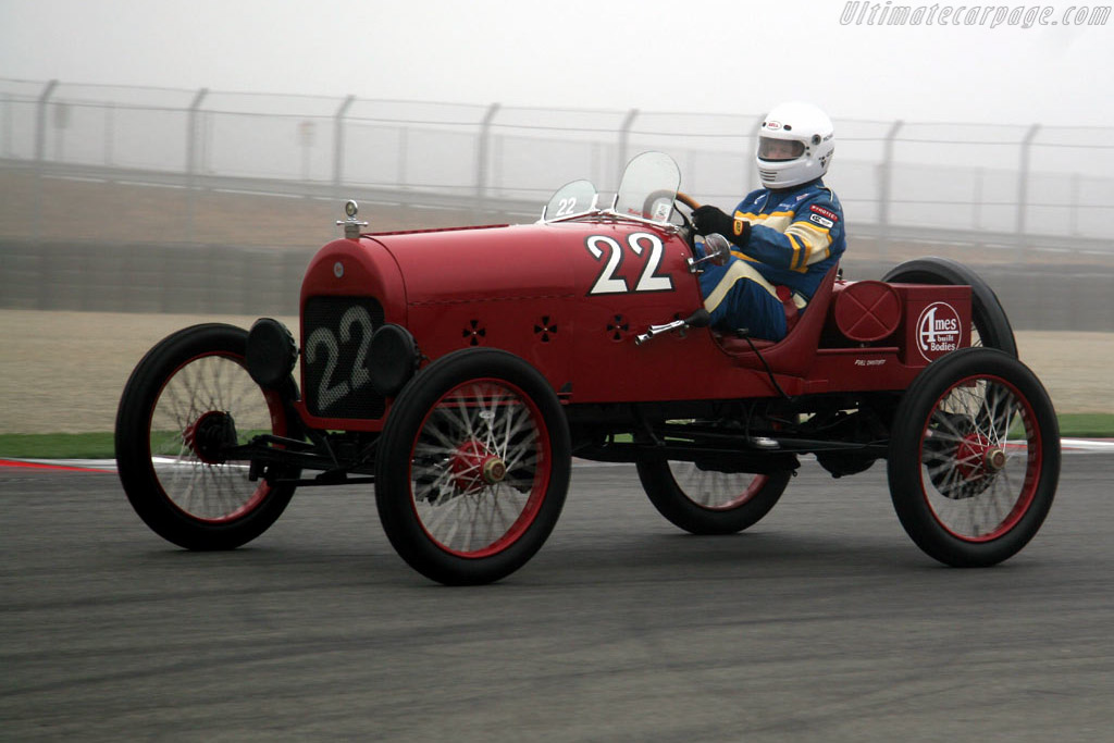 Ford Model T    - 2005 Monterey Historic Automobile Races