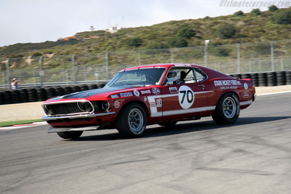 Ford Mustang Boss 302    - 2005 Monterey Historic Automobile Races