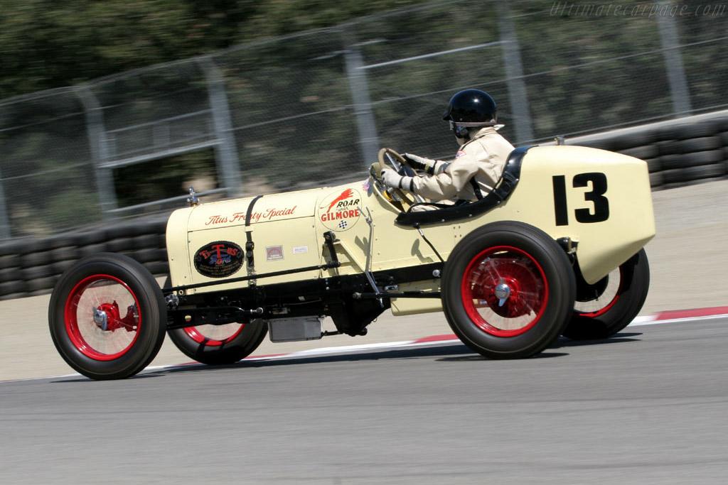 Frontenac Ford Special    - 2005 Monterey Historic Automobile Races