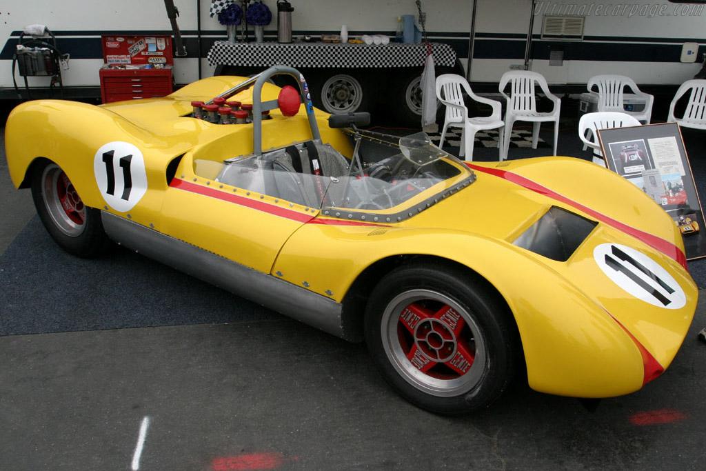 Genie    - 2005 Monterey Historic Automobile Races