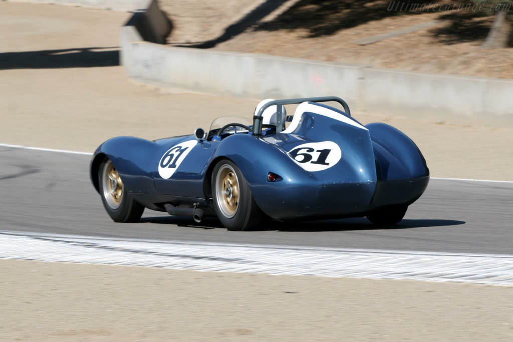Hagemann Sutton Special    - 2005 Monterey Historic Automobile Races