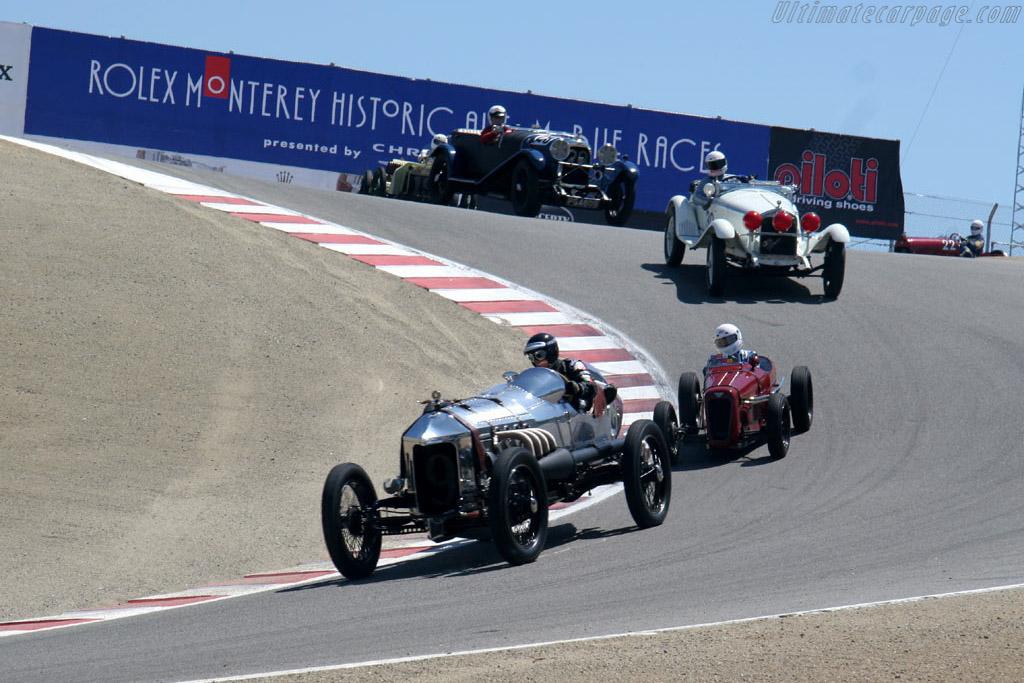 Hall Scot R    - 2005 Monterey Historic Automobile Races