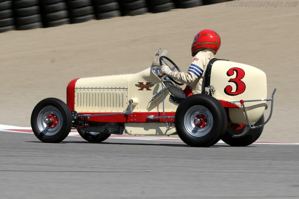 Henderson Midget Special    - 2005 Monterey Historic Automobile Races
