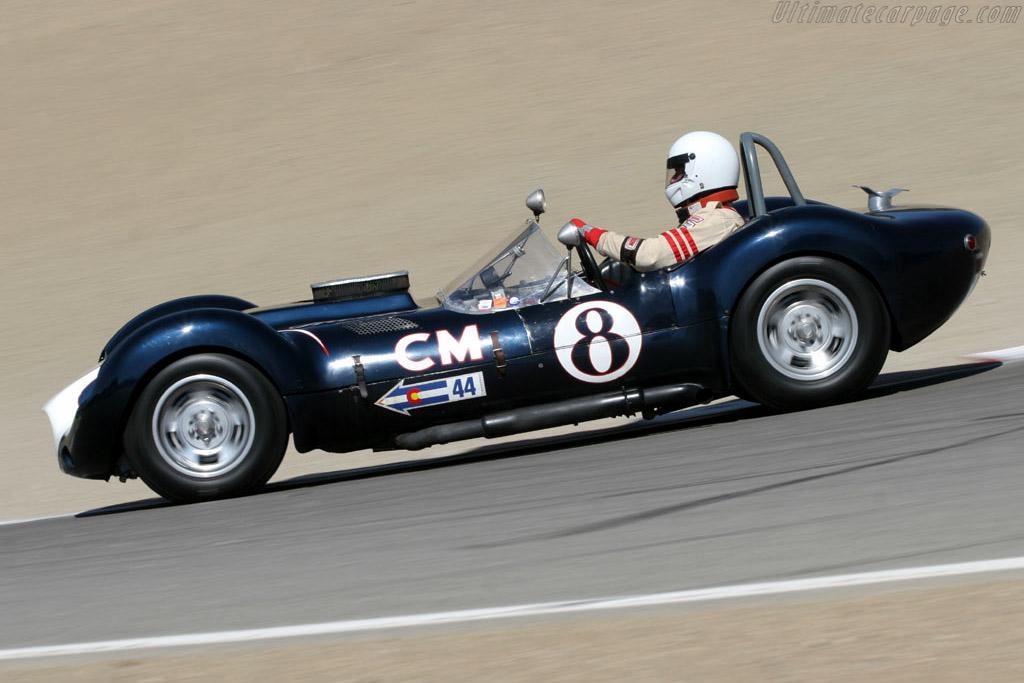 Hustler Special    - 2005 Monterey Historic Automobile Races
