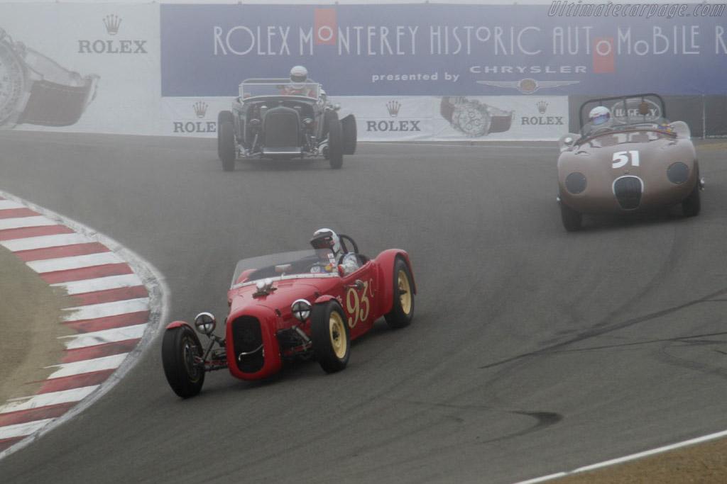 Ingalls Special    - 2005 Monterey Historic Automobile Races