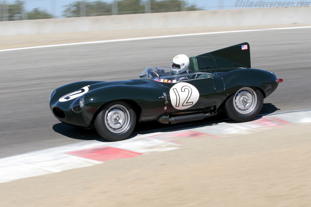 Jaguar D-Type - Chassis: XKD 403   - 2005 Monterey Historic Automobile Races