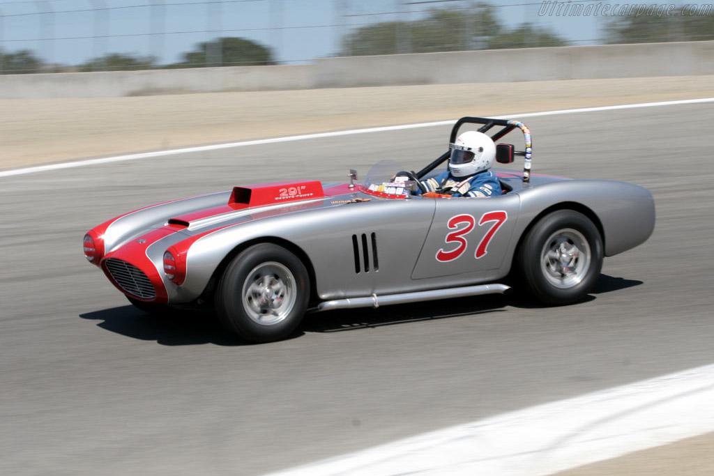 Kurtis 500KK    - 2005 Monterey Historic Automobile Races