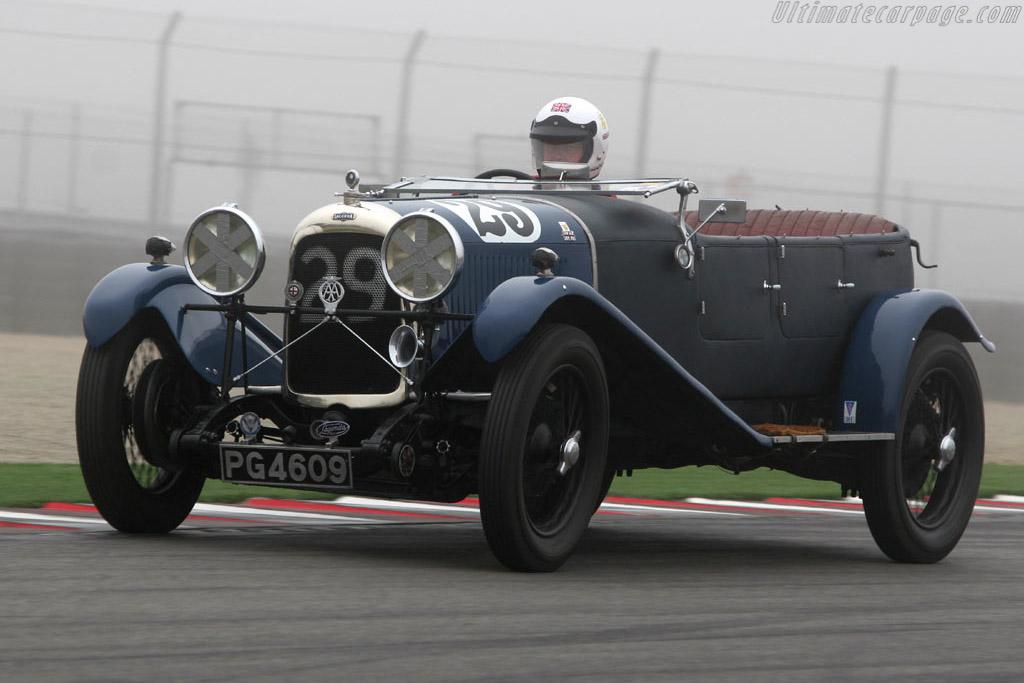 Lagonda    - 2005 Monterey Historic Automobile Races