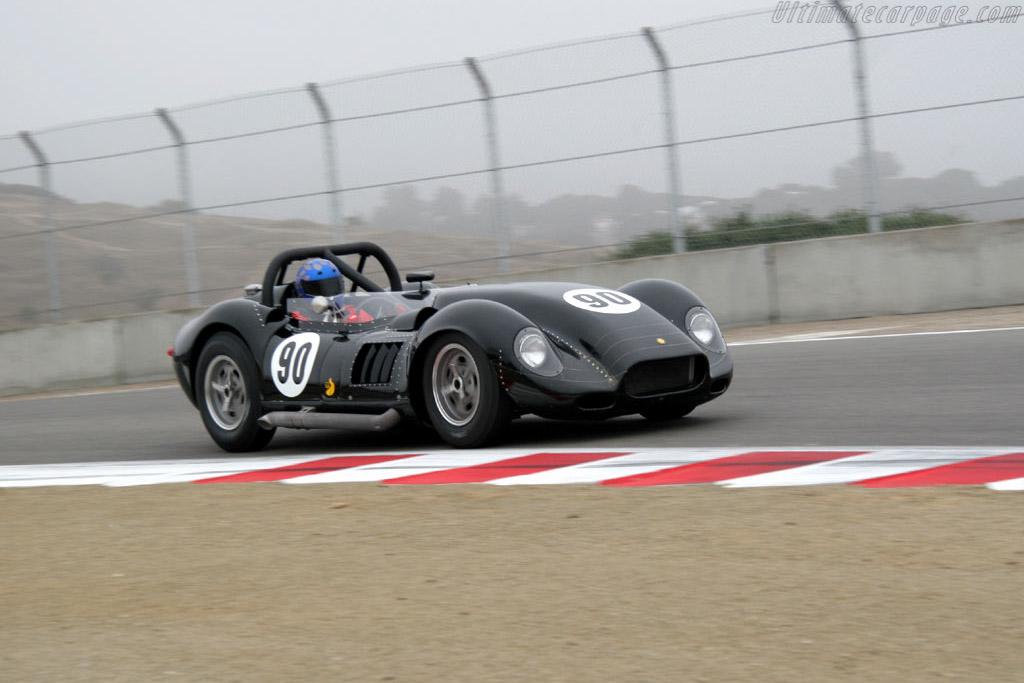 Lister Chevrolet - Chassis: BHL 114   - 2005 Monterey Historic Automobile Races