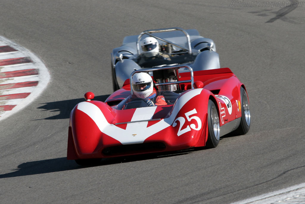 Lola T160 - Chassis: SL160/12   - 2005 Monterey Historic Automobile Races