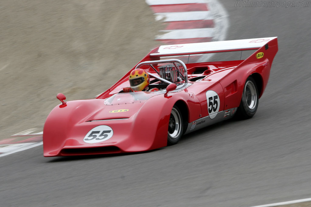 Lola T162    - 2005 Monterey Historic Automobile Races