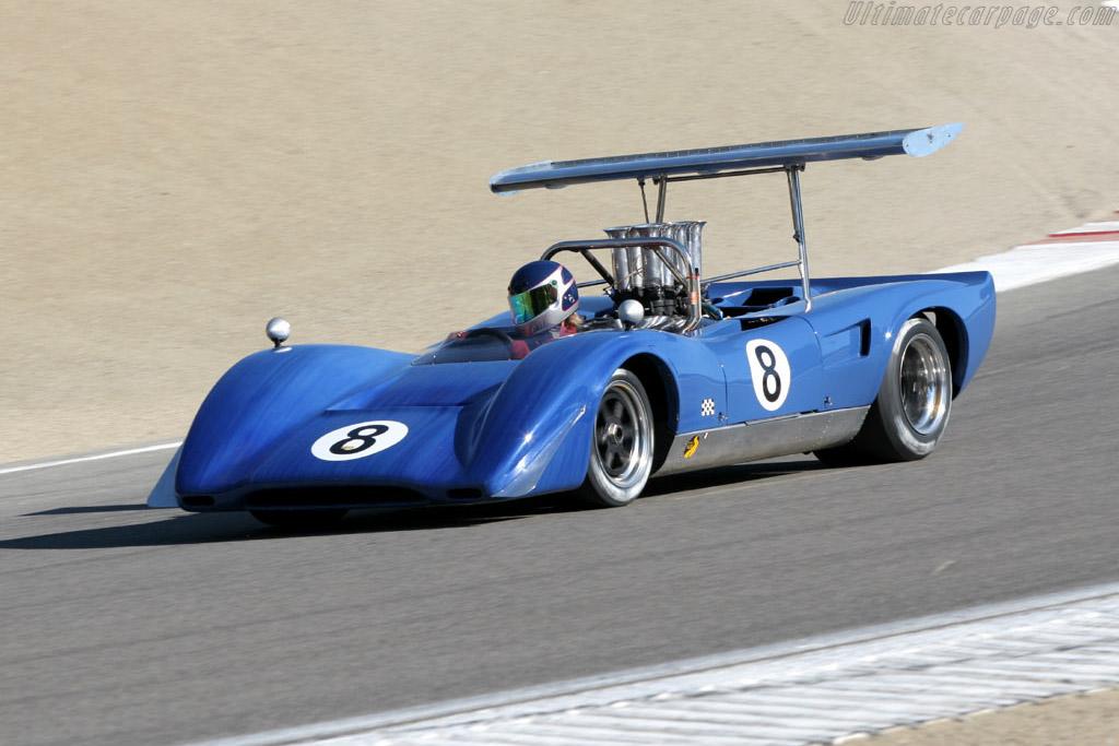 Lola T163 - Chassis: SL163/15 - Driver: Jim Gallucci  - 2005 Monterey Historic Automobile Races