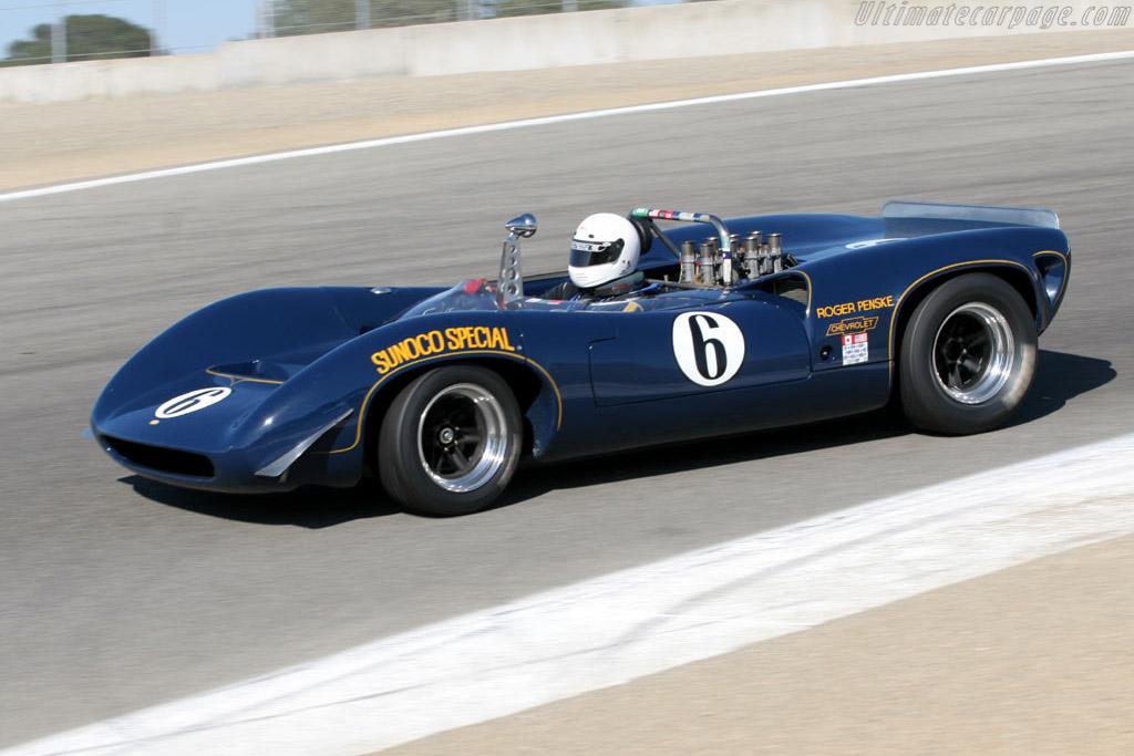 Lola T70 Mk3 Chevrolet - Chassis: SL73/129   - 2005 Monterey Historic Automobile Races