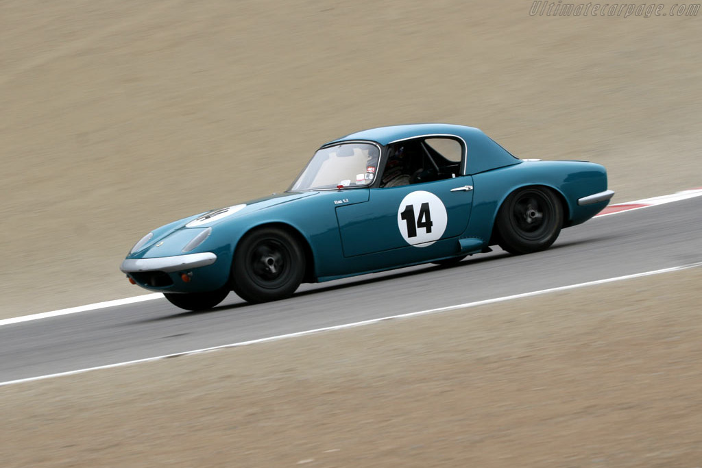 Lotus Elan 26R - Chassis: 26-S2-7   - 2005 Monterey Historic Automobile Races