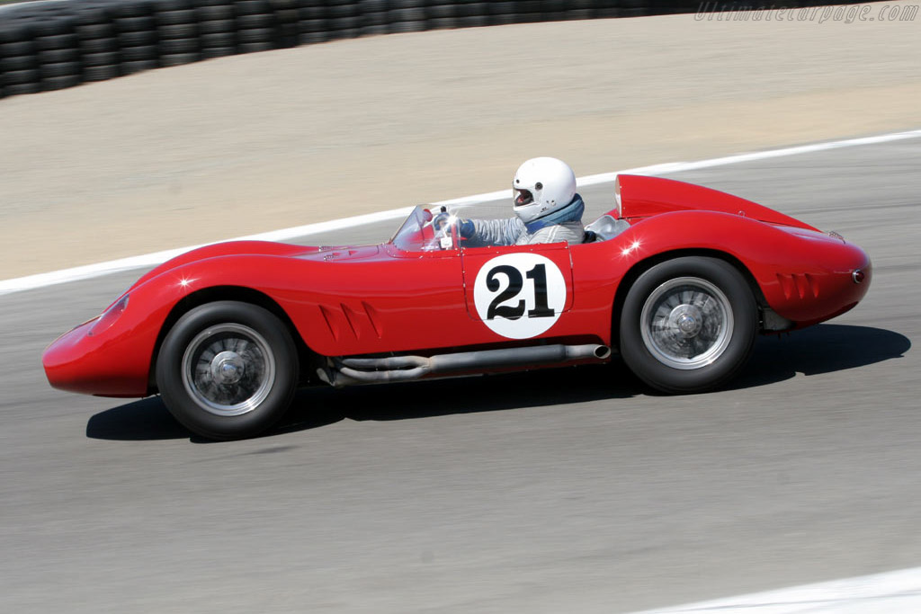 Maserati 200 SI    - 2005 Monterey Historic Automobile Races