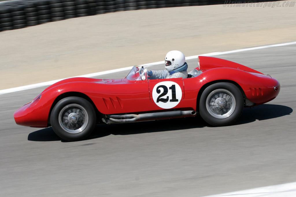 Maserati 200 SI    - 2005 Monterey Historic Automobile Races