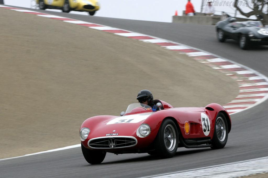 Maserati 300 S - Chassis: 3057   - 2005 Monterey Historic Automobile Races