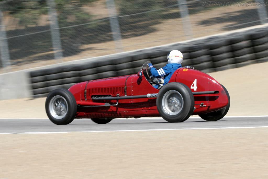 Maserati 6CM 1500 - Chassis: 1540   - 2005 Monterey Historic Automobile Races
