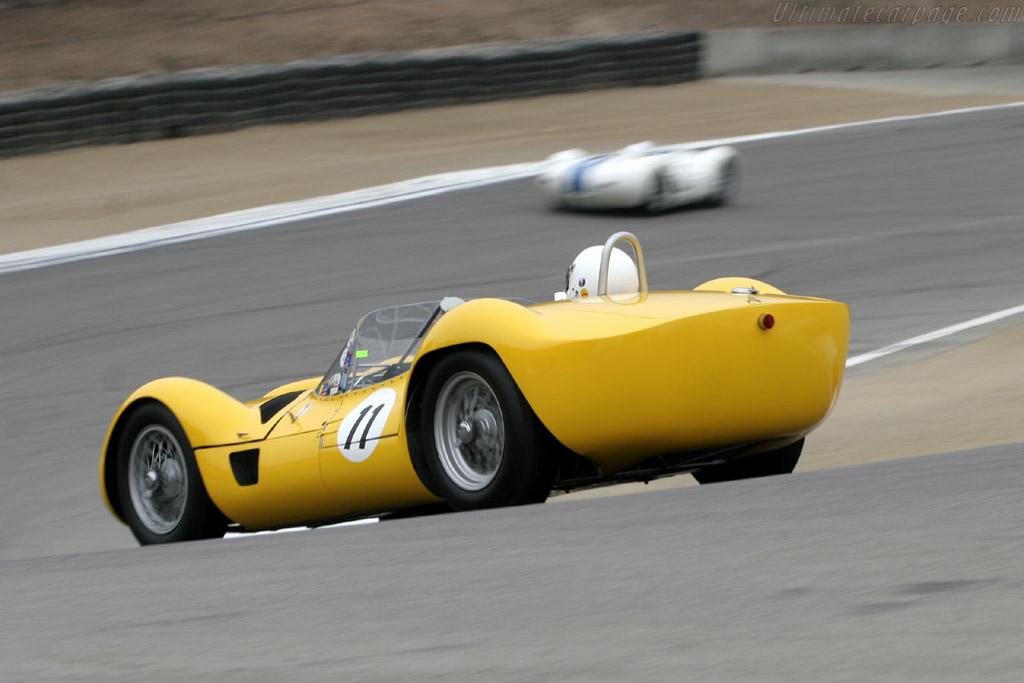 Maserati Tipo 61 'Birdcage' - Chassis: 2467   - 2005 Monterey Historic Automobile Races