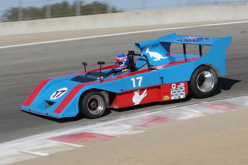 Matich SR3    - 2005 Monterey Historic Automobile Races