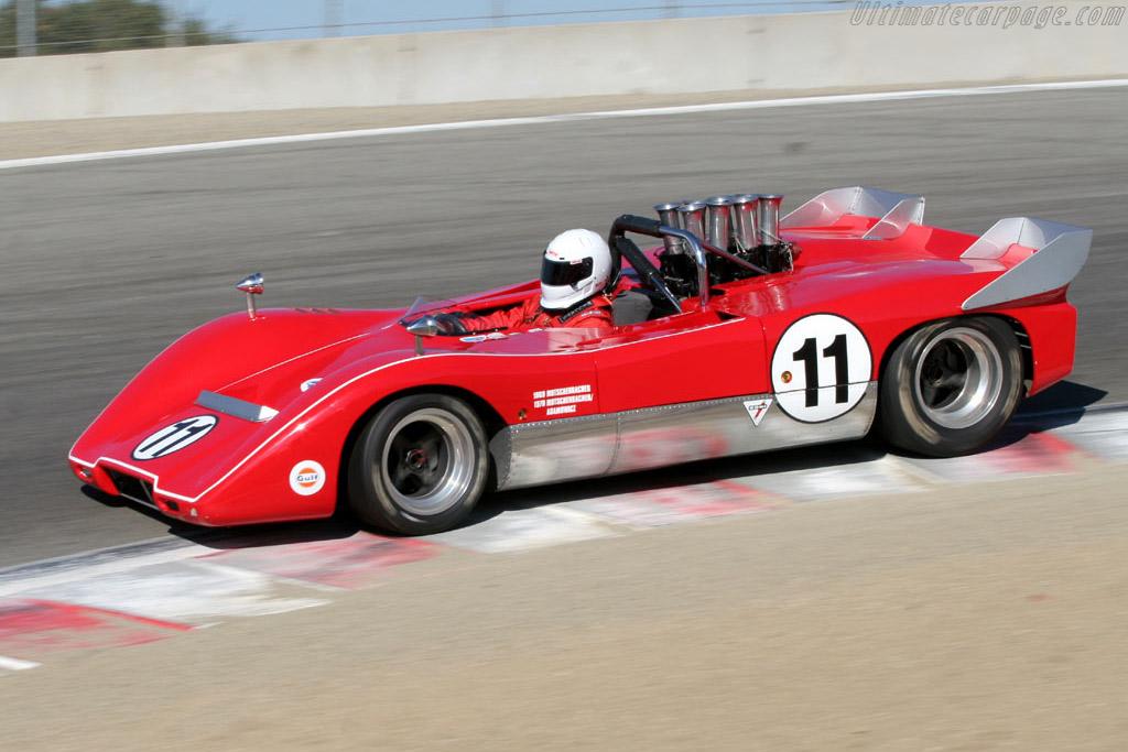 McLaren M12 - Chassis: M12-60-03   - 2005 Monterey Historic Automobile Races