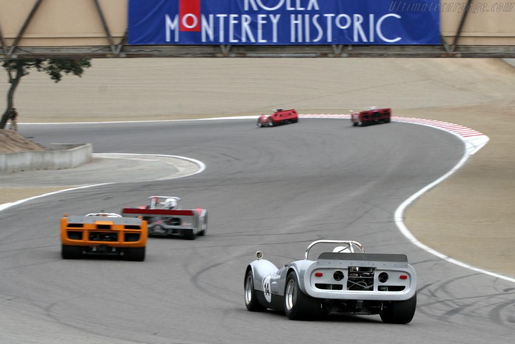 McLaren M1B - Chassis: 30-12   - 2005 Monterey Historic Automobile Races