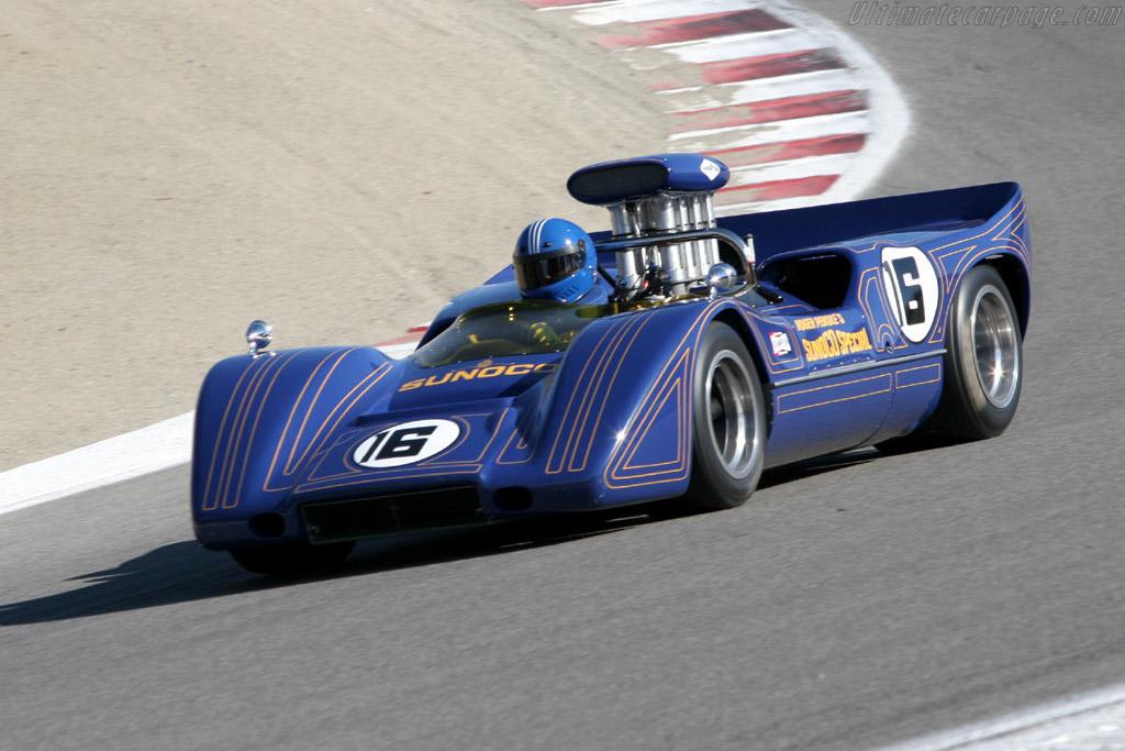 McLaren M6A Sunoco Special - Chassis: M6A/3   - 2005 Monterey Historic Automobile Races