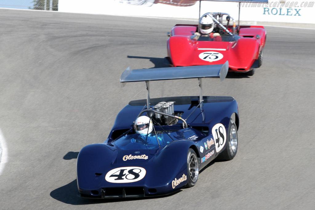 McLaren M6B 'McLeagle' - Chassis: 50-10   - 2005 Monterey Historic Automobile Races