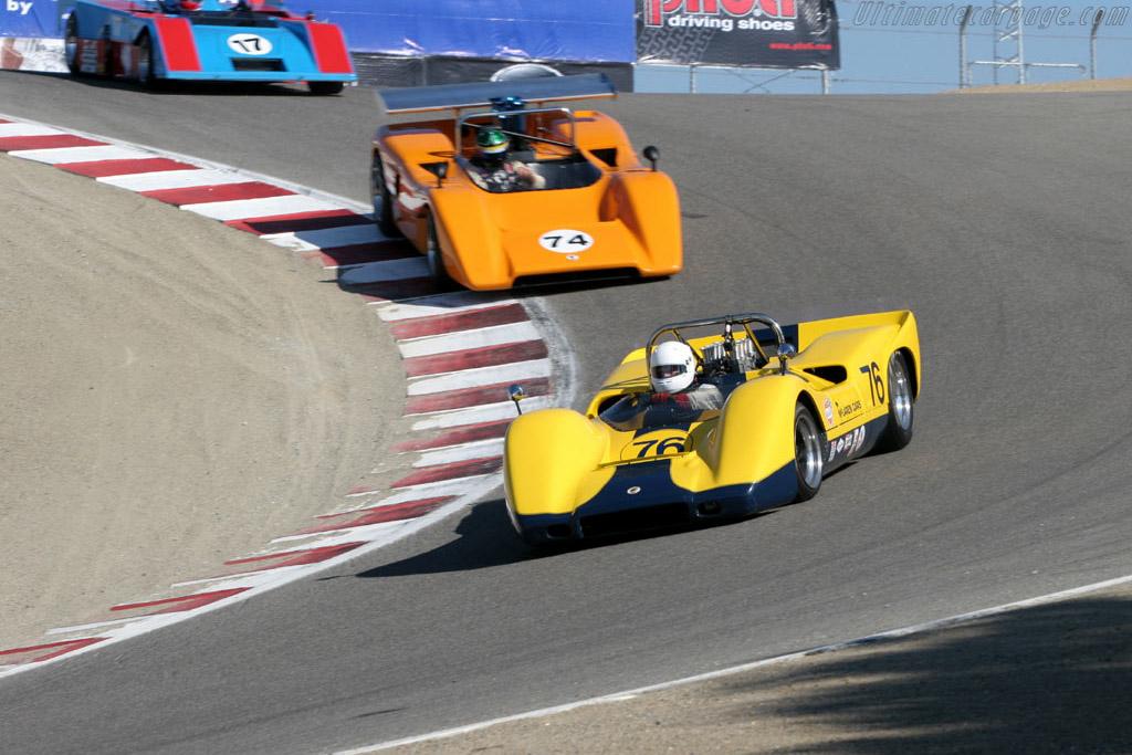 McLaren M6B - Chassis: 50-21   - 2005 Monterey Historic Automobile Races