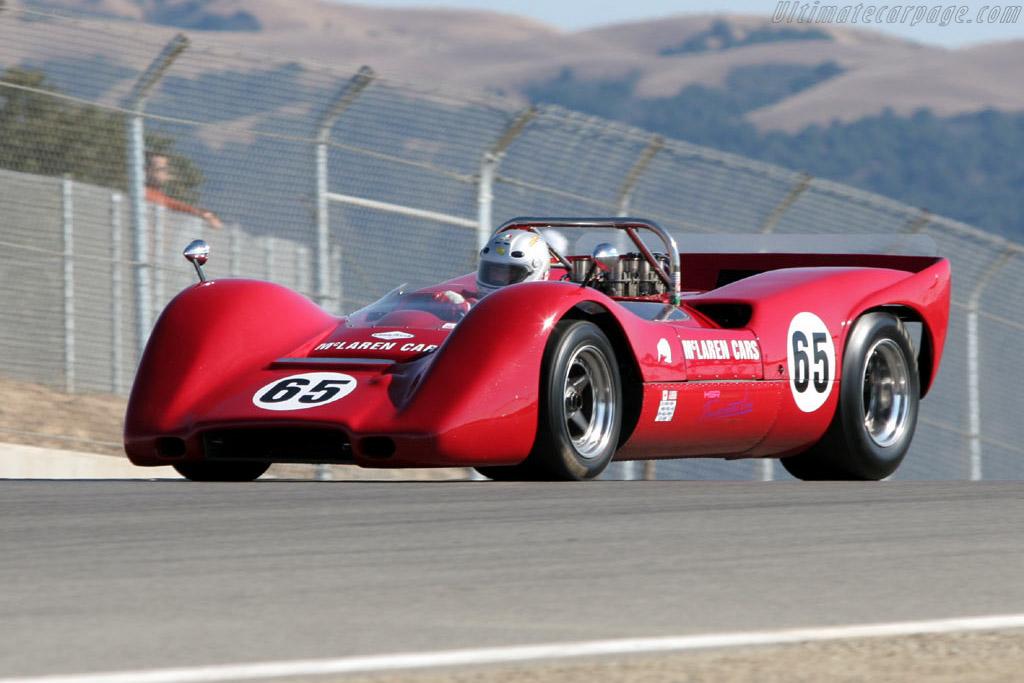McLaren M6B - Chassis: 50-17   - 2005 Monterey Historic Automobile Races