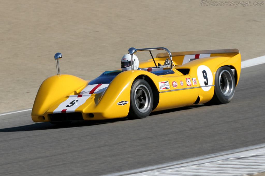 McLaren M6B - Chassis: 50-15   - 2005 Monterey Historic Automobile Races